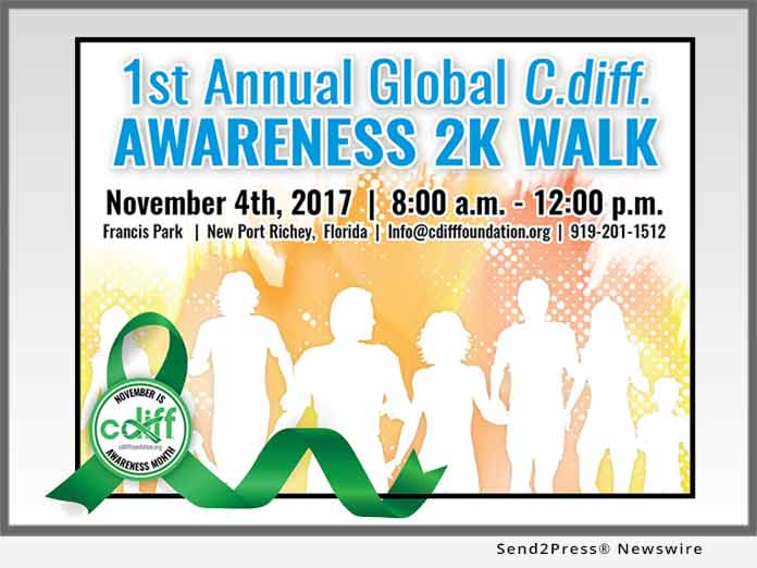 C. diff. Walk in New Port Richey