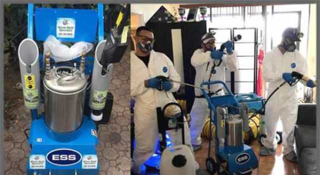 Miami Mold Specialist Adds ULV Particle Foggers
