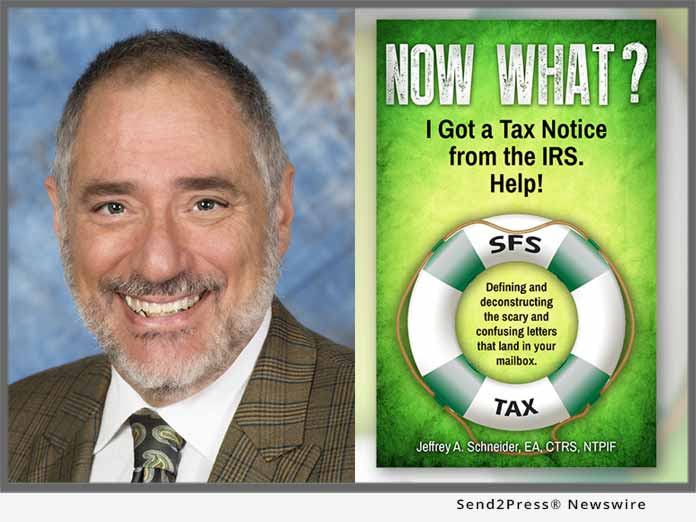 Now What? I Got a Tax Notice from the IRS. Help!