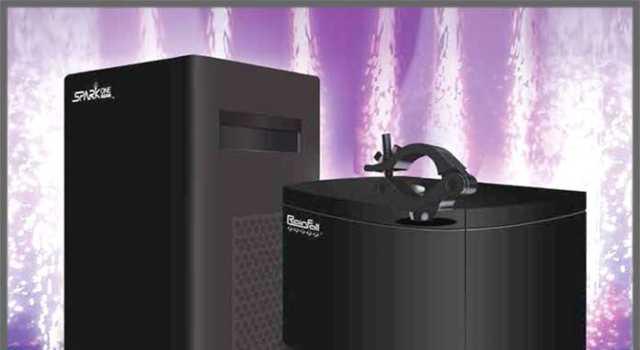 Sparktacular FX Machines