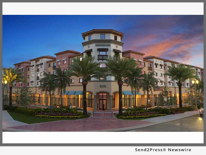 Davie student housing project