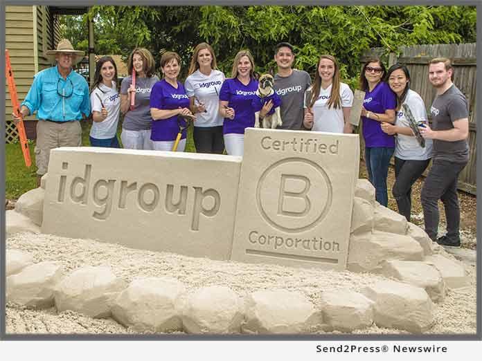 idgroup B corporation sand sculpture