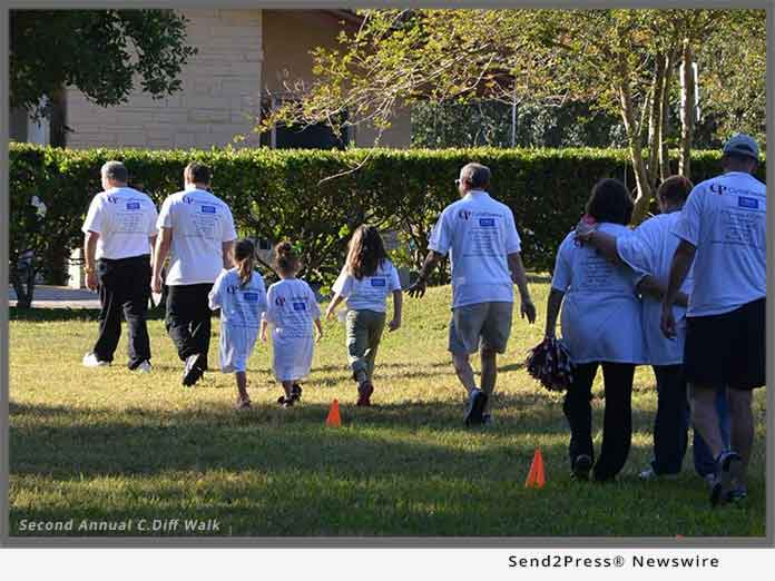2nd Annual Global C.diff. Walks