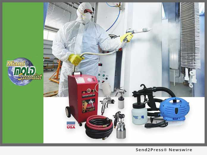 Miami Mold Specialists offers a wide range of mold prevention services