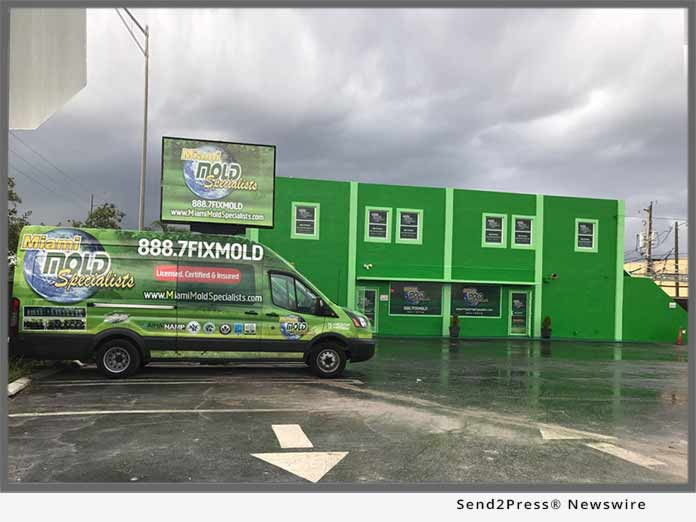 Miami Mold Specialists Acquires New Building in South Beach