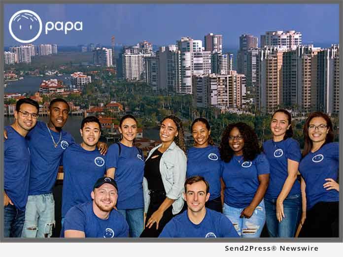 Papa Inc. expansion