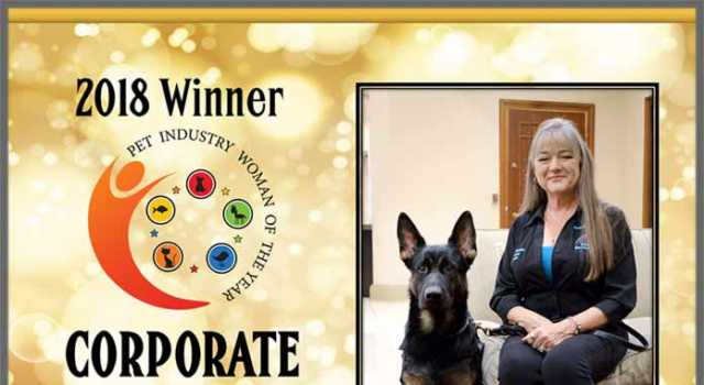 Guardian Angels Medical Service Dogs Founder Carol Borden