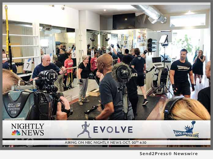 Evolve Physical Therapy Ny Hosts Rock Steady Boxings Innovative