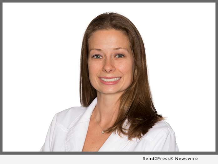 Dr. Tiffany Dudley of Spodak Dental Group