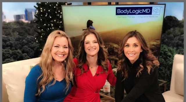 Leisa Hart, Jen Landa M.D., and Christine Pullara