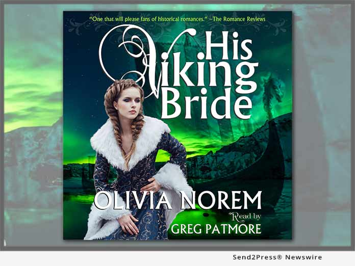His Viking Bride - by Olivia Norem