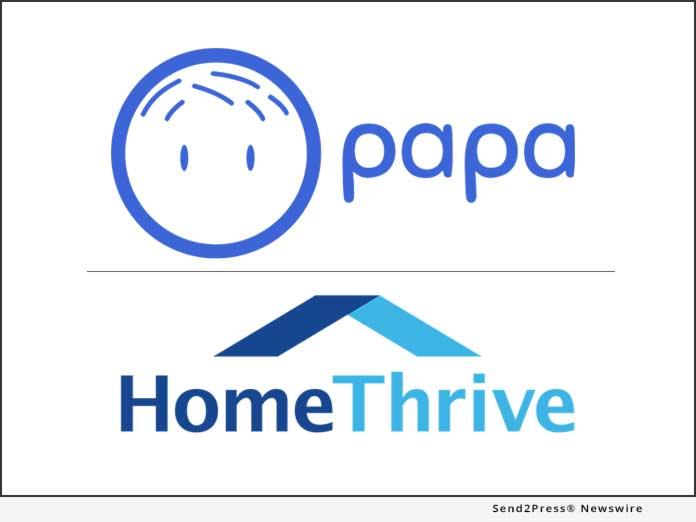 papa inc and HomeThrive