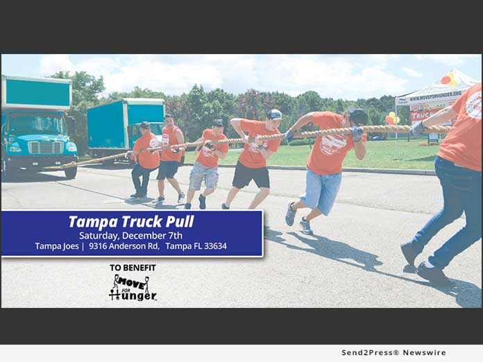First Ever Tampa Truck Pull