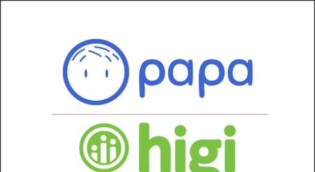 Papa Inc and HIGI