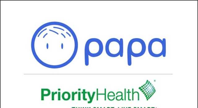 Papa inc and Priority Health