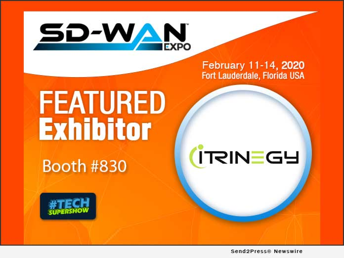 iTrinegy to Exhibit at SD-WAN Expo