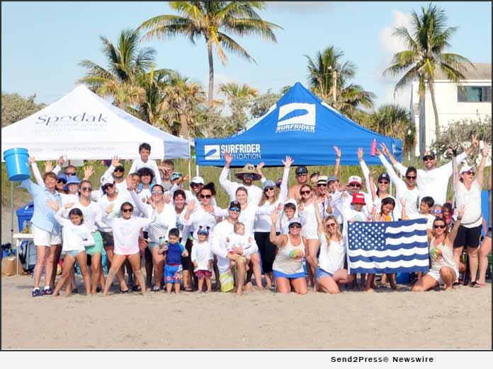 SPODAK Dental Beach Clean-up
