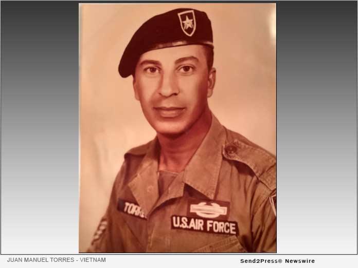 Juan Manuel Torres in VietNam