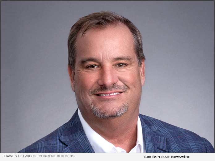 Hawes Helwig Joins Current Builders