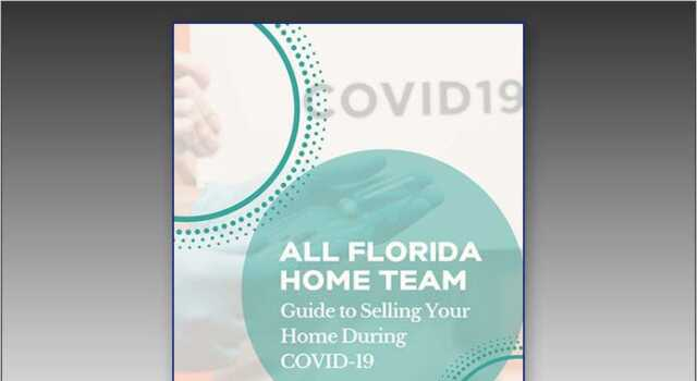 Guide to Selling Your Home During COVID-19