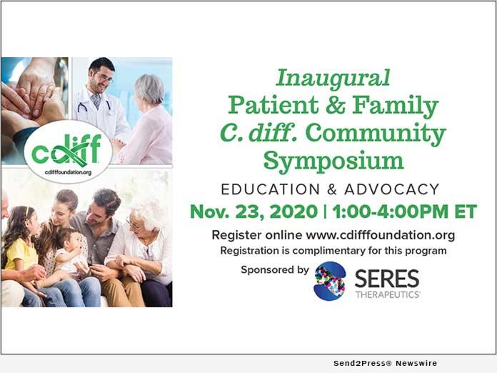 C. diff. Community Symposium