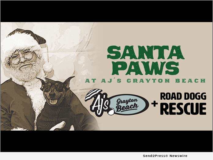 Santa Paws 2020