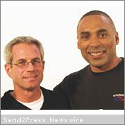 CEO Jan Hrkach with Craig