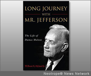 Long Journey with Mr. Jefferson