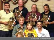 NAPA Auto - Teddy Bears for the Troops