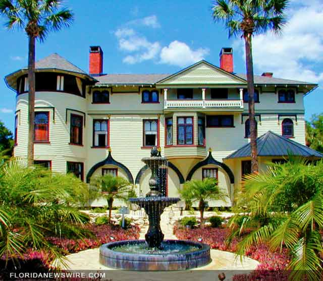 Stetson mansion tours