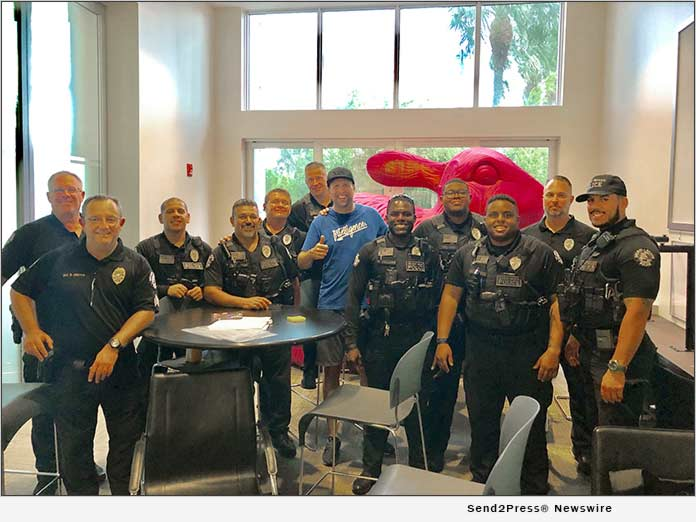 Spodak Dental Group Partners with the Delray Beach Police Dept