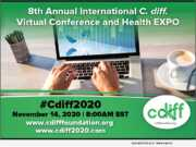 2020 International C DIFF EXPO