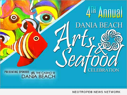 Dania Beach Arts and Seafood Celebration
