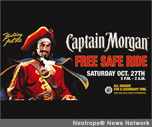 Captain Morgan Rum Company