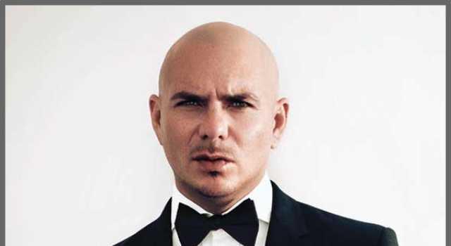 GRAMMY Winner Pitbull