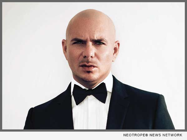 GRAMMY Winner Pitbull