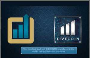 DIBCOIN on LiveCoin Exchange