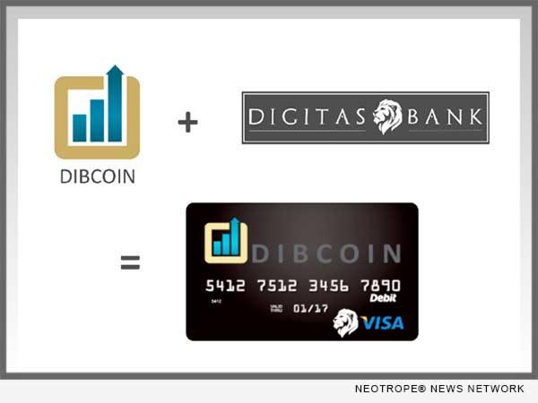 DIGITAS BANK AND DIBCOIN