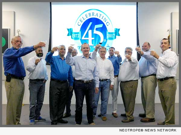 Current Builders 45th Anniversary 2017