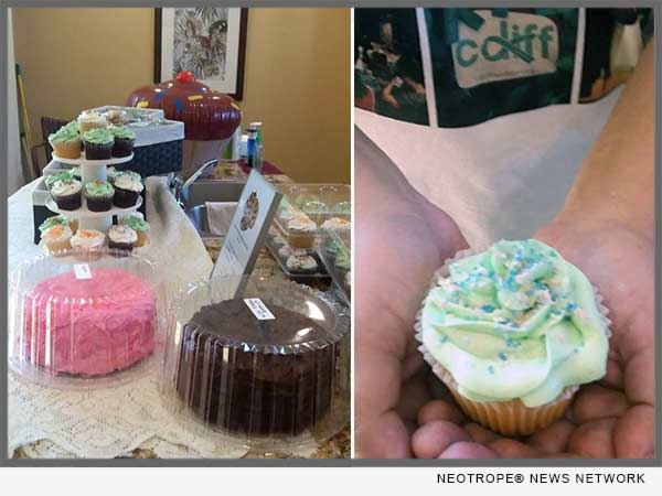 C. diff. Awareness bake sale