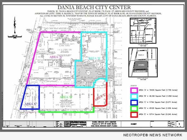 Dania City Center plans
