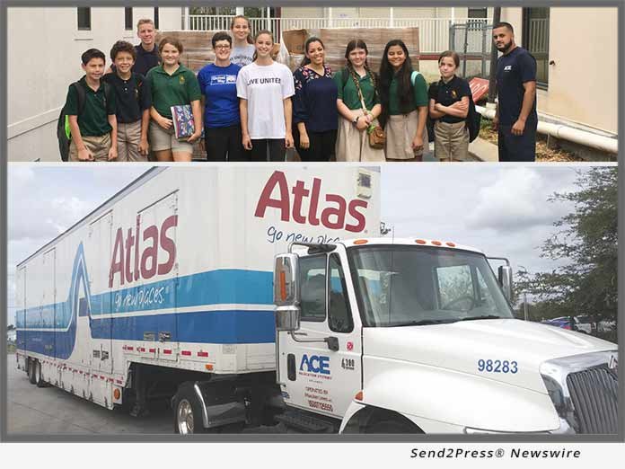 Move For Hunger and Ace Relocation Systems of Orlando Rescue