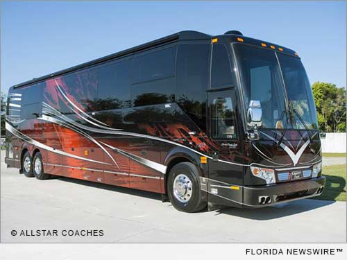 Modern Luxury RV Rentals