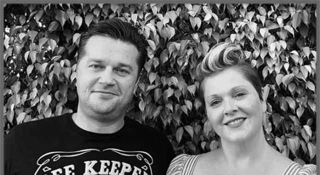 Andrei Seleznev and Stefanie Gesuero