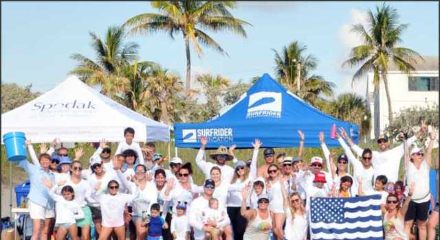 SPODAK Dental Beach Clean-up