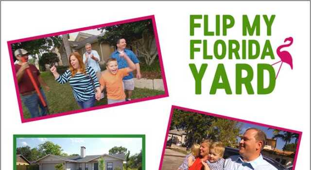 Flip My Florida Yard